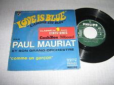 PAUL MAURIAT 45 TOURS FRANCE SYLVIE VARTAN DEBOUT
