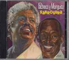 CD Mega RARE Fania FIRST PRESSING Pacheco y Monguito SABROSURA camina y prende,,
