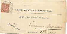 P6880   Firenze, Bagno a Ripoli, annullo ottagonale 1885