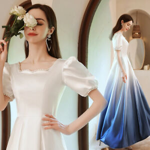 Noble Evening Formal Party Cocktail Ball Gown Prom Host  Acting Dress TSJY17790