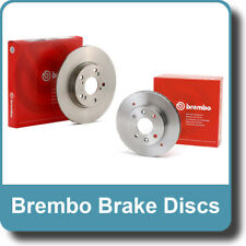Genuine Brembo Solid Brake Disc Pair Replacement Parts 08.7955.10