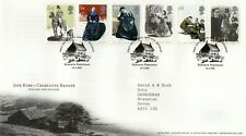 GB 2005 Jane Eyre-Charlotte Bronte  FDC with Howarth Keighley pictorial FDI