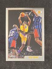 Kobe Bryant 1998-99 Topps Chrome #68 Los Angeles Lakers