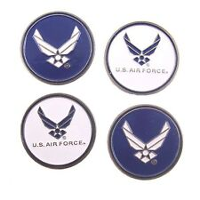 U.S. Air Force (USAF) Golf Ball Markers (Set of 4)