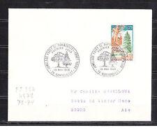 ec68/ Enveloppe   1er jour  jumelage foret noire et Rambouillet     1968