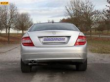 eisenmann escape deportivo Mercedes CLASE C W204 S204 T-Model C180-2x 90x70mm