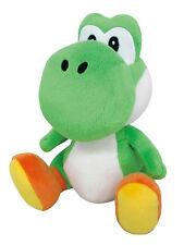 "Yoshi (Green) Super Mario Bros. 8""  Plush Sen-Ei Little Buddy 1416"