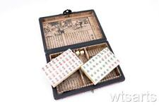 Mah Jong Vintage Board & Traditional Games