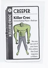 Fluxx: Creeper Killer Croc promo card New