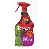 1 x TOP ROSE BUG KILLER 1LTR READY TO USE