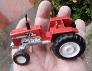 1970s Matchbox Super KIngs Massey Ferguson Tractor