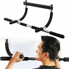 New listing Pull-Up Bar Gym Exercise Training Chin-Up Fitness Door Wall Mount Heavy Duty Gym