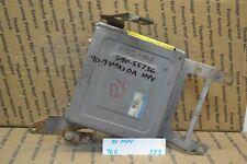 1990 1991 Mazda MPV Engine Control Unit ECU G62218881A Module 762-5E3