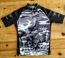 Sugoi Mens Cycling Jersey Large 1/2 Zipper Short Sleeve