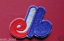 New Montreal Expos Team Logo Embroidered Patch