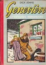 FUNCKEN. Geneviève Aventures héroïques. 1946 Guy