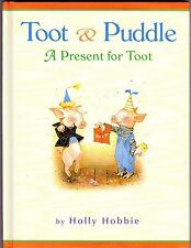 1998 Toot & Puddle A Present for Toot by Holly Hobbie
