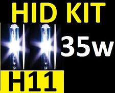 H11 35W HID KIT 4300k 6000k 8000k 10000k KTM 1190r adventure motor bike hi & low
