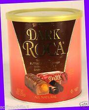 Brown & Haley DARK ROCA Buttercrunch Toffee Almonds Dark Chocolate Candy NATURAL