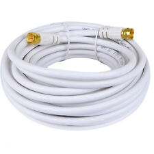 25' TriQuest 5625W Coaxial (M) to (M) RG59 Video Cable