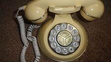 Heritage Hills design table telephone push button vintage