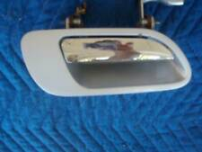 1995 1996 1997  CONTINENTAL RIGHT REAR DOOR HANDLE OEM WHITE