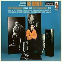 Bacharach, Burt	Hit Maker (New Vinyl)