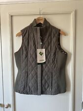 BNWT Schoffel Ladies Lilymere Gilet Cavell Tweed Size 14