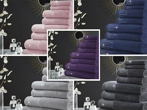 600gsm Egyptian Cotton Hand Bath Towels Sheet Sparkle Bling Bathroom Accessories
