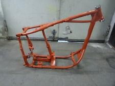 Single Tube Custom Rahmen Harley Davidson EVOLUTION / SHOVEL frame