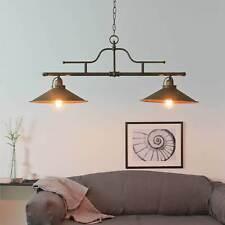 Industrial Hanging Pendant Light Lamp Made of Brass Antique Rustic Premium