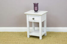 Wood French Country 56cm-60cm Bedside Tables & Cabinets