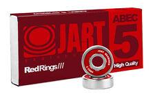 JART Rosso Anelli Abec 5 Cuscinetto a sfera