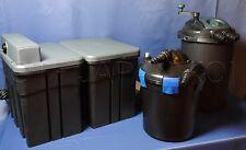 Osaga Druckfilter Teichfilter Aquarienfilter UVC Klärer  verschiedene Größen
