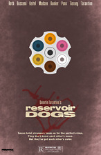 Reservoir dogs Poster Length :500 mm Height: 800 mm SKU: 10797