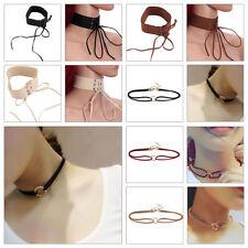Beauty Velvet Bib Costume Necklaces & Pendants