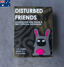 *GENUINE* Disturbed Friends -Standalone Mini Game & First Official Expansion