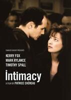 INTIMACY NEW DVD