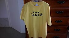 Vive Lance Armstrong Tshirt, size XL
