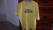 Vive Lance Armstrong Tshirt, size XL