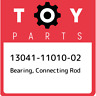 13041-11010-02 Toyota Bearing, connecting rod 130411101002, New Genuine OEM Part