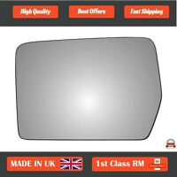 Left Passenger side convex Wing Mirror Glass for Ford F150 2004-2014 602LS