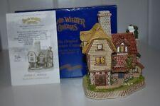 David Winter Cottages Plough Farmstead 1996 Guild Pc 19 Box Coa *See Description