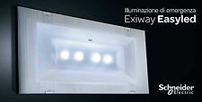 LAMPADA EMERGENZA EASY LED TIPO BEGHELLI OVA 38365 11 WATT BATTERIA AL LITIO !