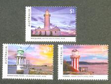 Australia-Lighthouses of Sydney 2018 mnh set-