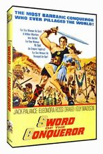 Sword of the Conqueror - Rosmunda e Alboino (DVD, 2014)-jack palance-action film