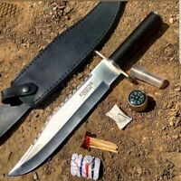 "Defender 15"" Survival Knife with Sheath"