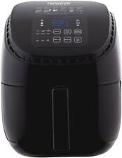 NuWave Brio Digital Air Fryer (3 qt, Black)