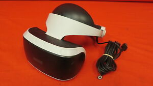 Sony PlayStation VR Virtual Reality 1st Generation Headset Only 4745