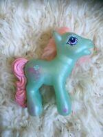 "2008 Hasbro Minty 3"" McDonalds Happy Meal Toy Figure MLP MY Little Pony"